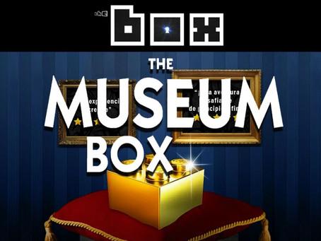 'The Museum Box', The Box (Junio 2018, Madrid) - CERRADA