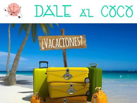 '¿Vacaciones?', Dale al Coco (Noviembre 2018, Madrid)