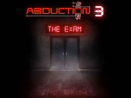 'The Exam', Abduction 3 (Noviembre 2018, Badalona)