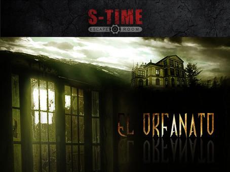 'El orfanato', S-Time (Febrero 2018, Madrid)