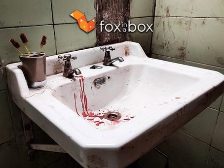 'Asesino del Zodiaco', Fox in a Box (Junio 2021, Madrid)
