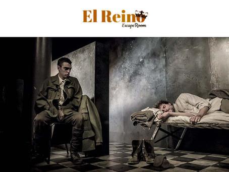 'El Interrogatorio', El Reino (Noviembre 2019, Granada)