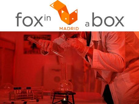 'Laboratorio Zombi', Fox in a Box (Octubre 2018, Madrid)