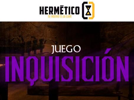 'Inquisición', Hermético (Septiembre 2018, Madrid)