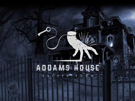 'La fortuna de los Addams', Addams House (Agosto 2019, Barcelona)