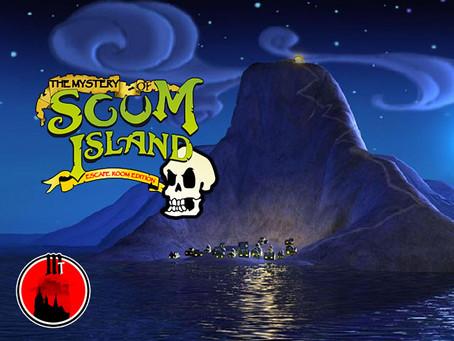 'The Mystery of Scum Island', Madness Toledo (Diciembre 2019, Toledo)