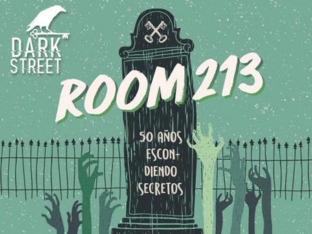 'Room 213', Dark Street (Abril 2018, Madrid)