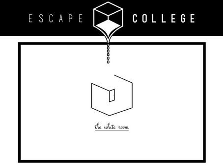 'The White Room', Escape College (Diciembre 2017, Madrid)