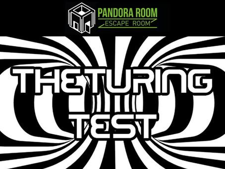 'The Turing Test', Pandora Room (Mayo 2019, Madrid)