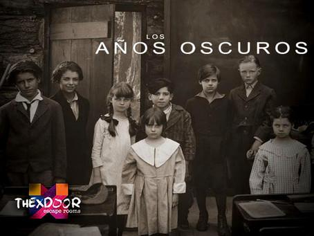 'Los años oscuros', The X-Door (Mayo 2019, Valencia)