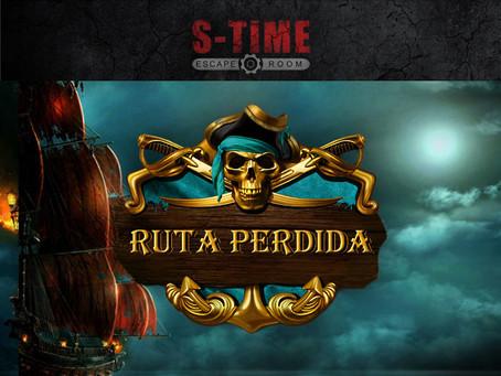 'Ruta Perdida', S-Time (Febrero 2018, Madrid)
