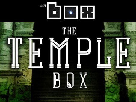 'The Temple Box', The Box (Diciembre 2018, Madrid)