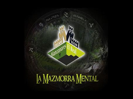'La Mazmorra Mental', Escape Room Manzanares El Real (Septiembre 2020, Madrid)