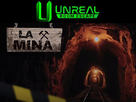 'La Mina', Unreal (Noviembre 2018, Hospitalet de Llobregat)