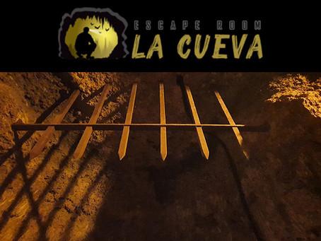 'Viaje en el Tiempo', La Cueva (Mayo 2021, Seseña)
