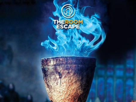 'El torneo de los Tres magos', The Room Escape (Junio 2021, Madrid)