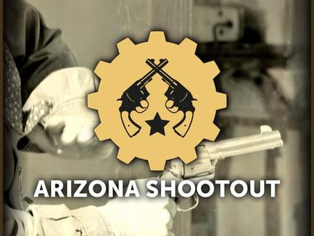 'Arizona Shootout', Escapology (Octubre 2019, Alcalá de Henares)