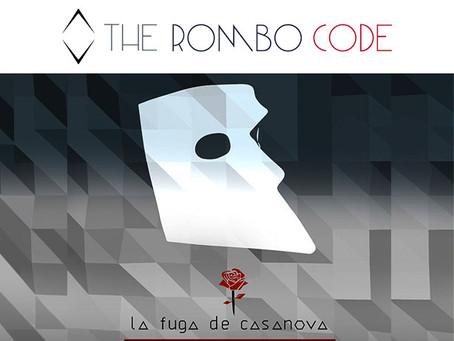 'La fuga de Casanova', The Rombo Code (Abril 2017, Madrid)