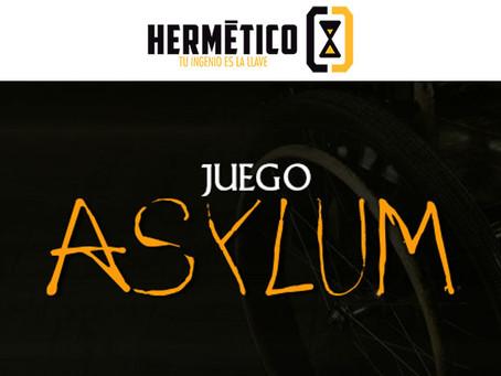 'Asylum', Hermético (Febrero 2019, Madrid)