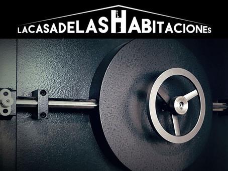 'El Robo', La Casa de las Habitaciones (Julio 2018, Málaga)