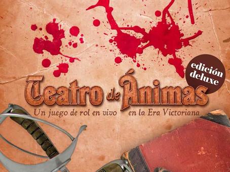 'Teatro de Ánimas', Action House (Noviembre 2018, Madrid)