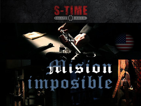 'Misión imposible', S-Time (Mayo 2018, Madrid)