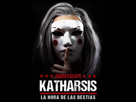 'La hora de las bestias', Katharsis (Agosto 2019, Mataró)