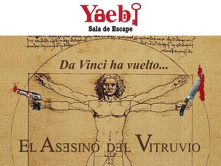 'El Asesino del Vitruvio', Yaebi (Septiembre 2018, Madrid) - CERRADA