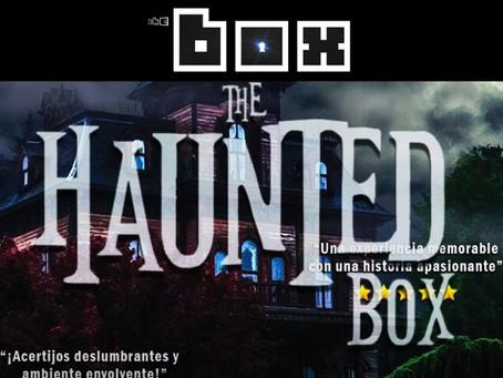 'The Haunted Box', The Box (Marzo 2018, Madrid)