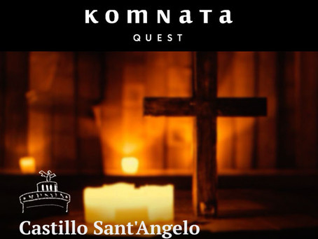 'Castillo Sant'Angelo', Komnata Quest (Octubre 2018, Madrid)