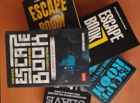 Escape Books - Recopilación de libros de escape (II)