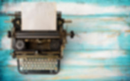 Media - Typewriter - iStock-911882318.jp