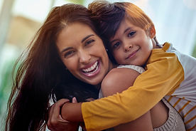 What We Do - Mom & Son - iStock-94712166