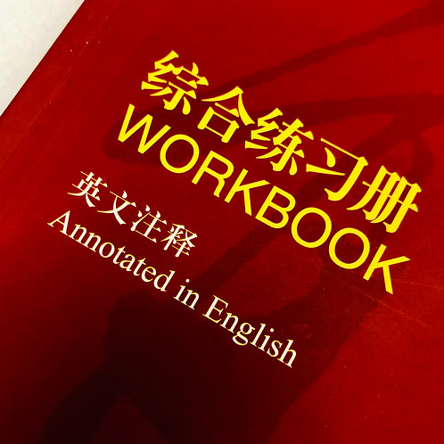 Level 4 Mandarin Workbook