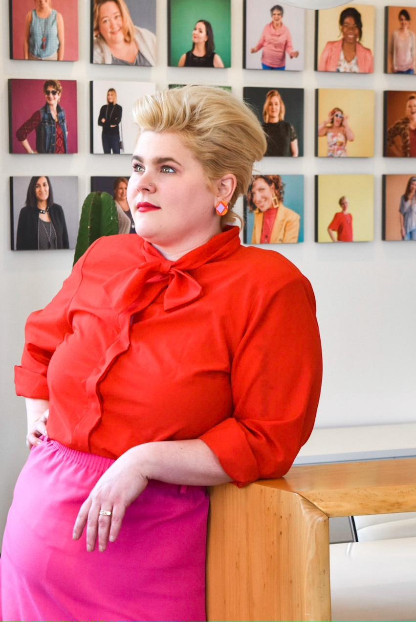 Geena Mericle, Lead Hair Stylist, Ladybird Styling