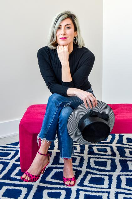 Molly Bingman, Founder, Ladybird Styling