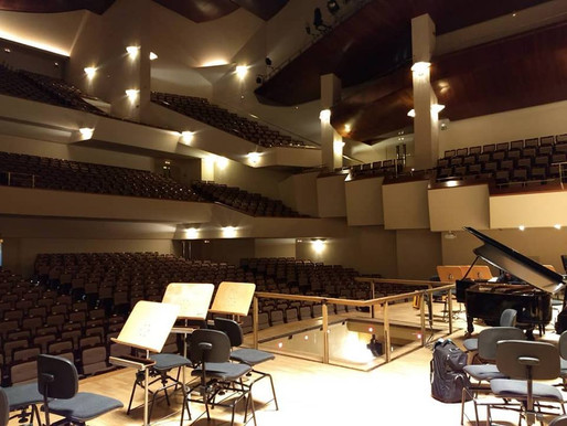 Photo gallery: Benjamin with the Gürzenich-Orchester Köln
