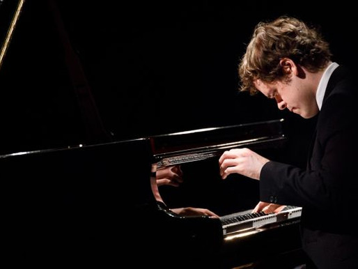Stellar reviews for Benjamin's latest solo recitals