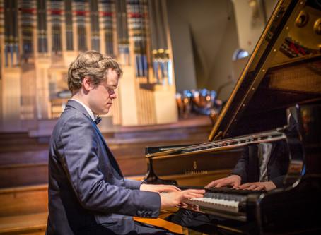 Benjamin set for European Recital Tour