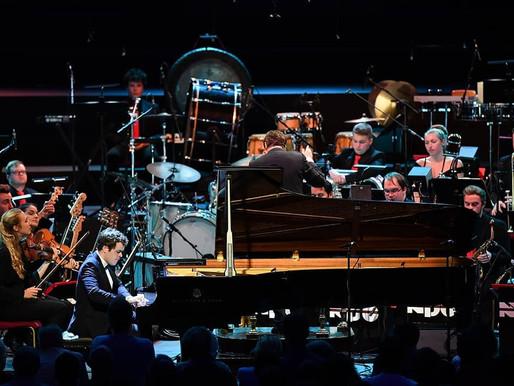 Benjamin Grosvenor at the BBC Proms