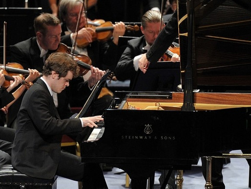 """First Night Review: Benjamin Grosvenor """"stole the show"""" at BBC Proms Dubai"""