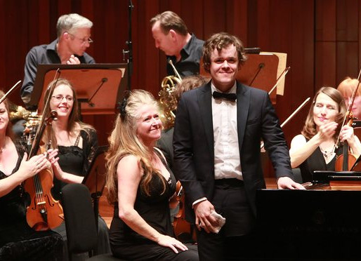 Benjamin Grosvenor makes directing debut with Britten Sinfonia