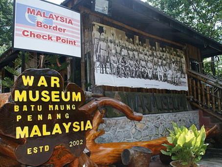 Muzium Peperangan Di Batu Maung