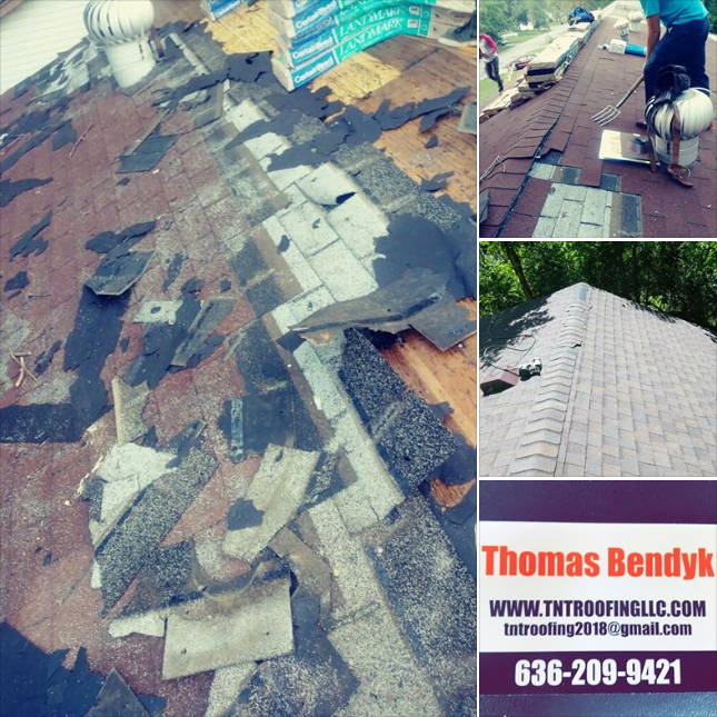 Quality roofing by TNT ROOFING LLC.