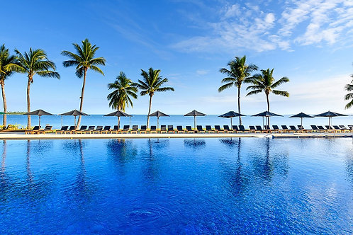 Hilton Fiji Beach Resort and Spa for Two!