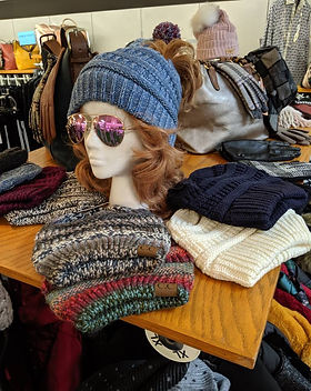 women's hats and accessories