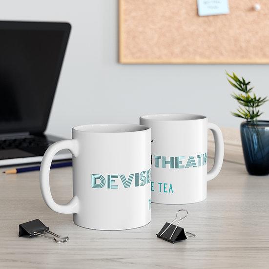 """""""That's the Tea"""" Mug"""
