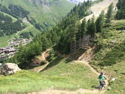 Val d'Isere Mountain Biking