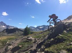 La Thuile Mountain Biking