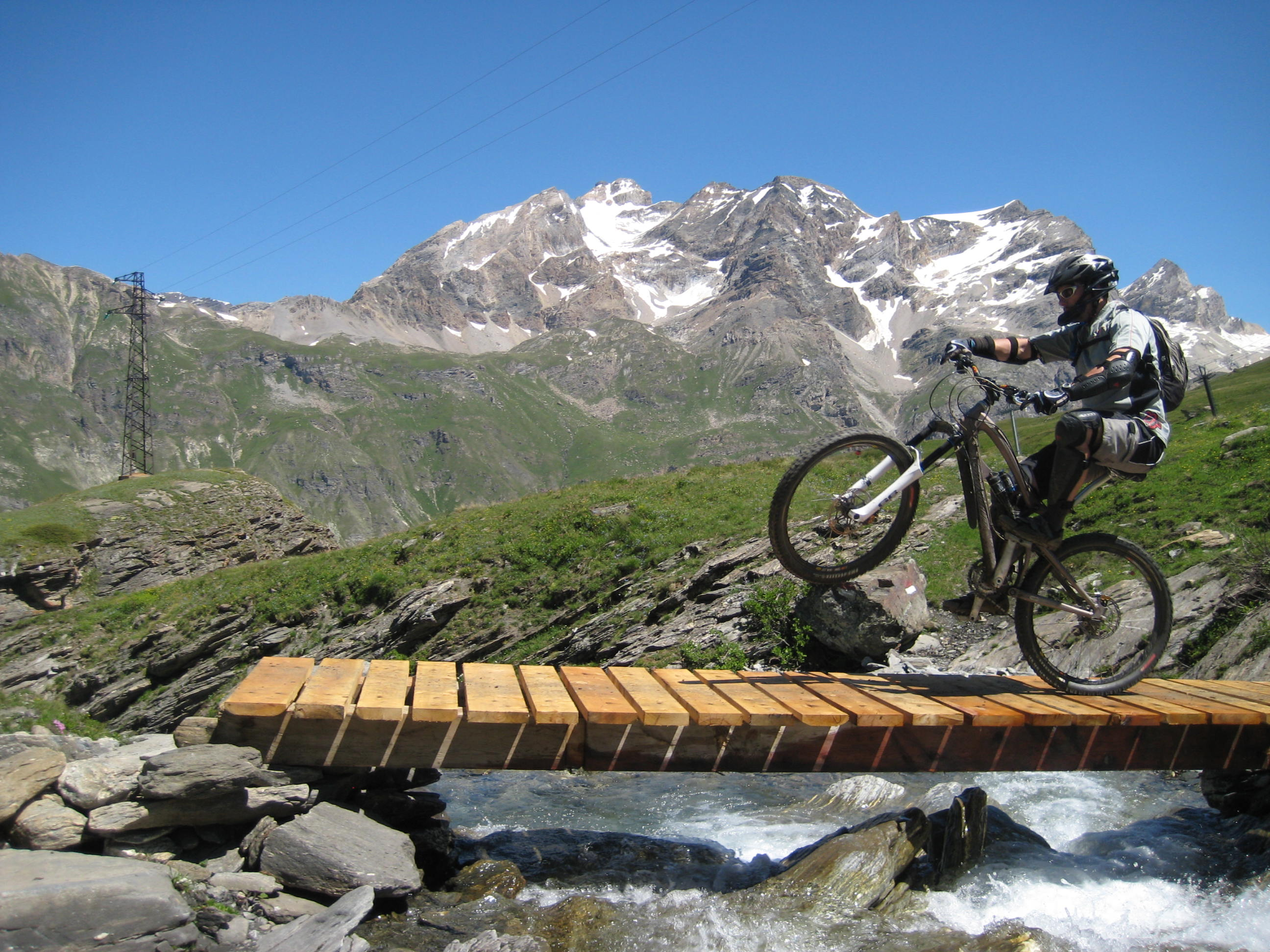 Val d'Isere Mountain Biking